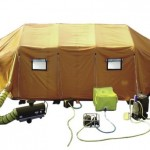 Decontamination Tents